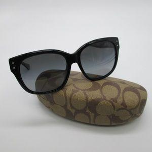 Coach HC8026 Women's Sunglasses/DAL307